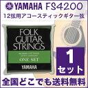 YAMAHA FS4200 12弦用 アコースティックギター弦