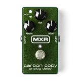 MXR M-169/Carbon Copy Analog Delay 吉他效应器[MXR M-169/Carbon Copy Analog Delay ギターエフェクター]