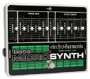 ELECTRO-HARMONIX Bass Micro Synthesizer ベースエフェクター 正規輸入品