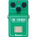 IBANEZ TS808 TUBE SCREAMER オーバードライブ ギターエフェクター