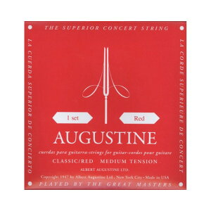 AUGUSTINE RED SET オーガスティン クラシックギター