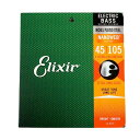 ELIXIR 14087/NANOWEB/BASS/Medium/Extra Long Scale エレキベース弦