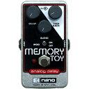 ELECTRO-HARMONIX Memory Toy アナログディレイ 正規輸入品