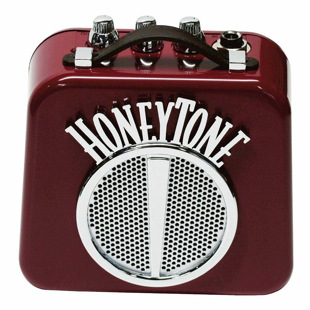 Danelectro HONEYTONE MINI AMP N-10 BURGUNDY ミニアンプ