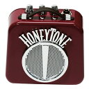 Danelectro HONEYTONE MINI AMP N-10 BURGUNDY ミニアンプ