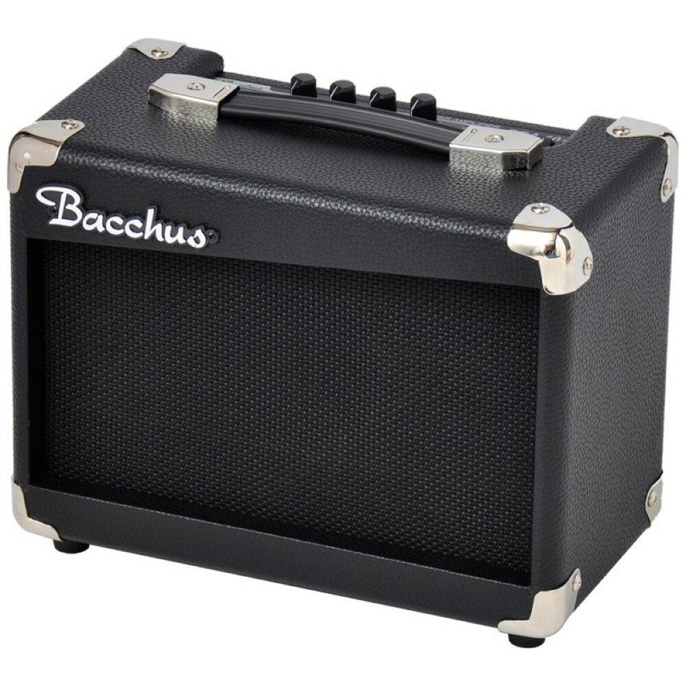 BACCHUS BGA-10 BLACK ギターアンプの商品画像