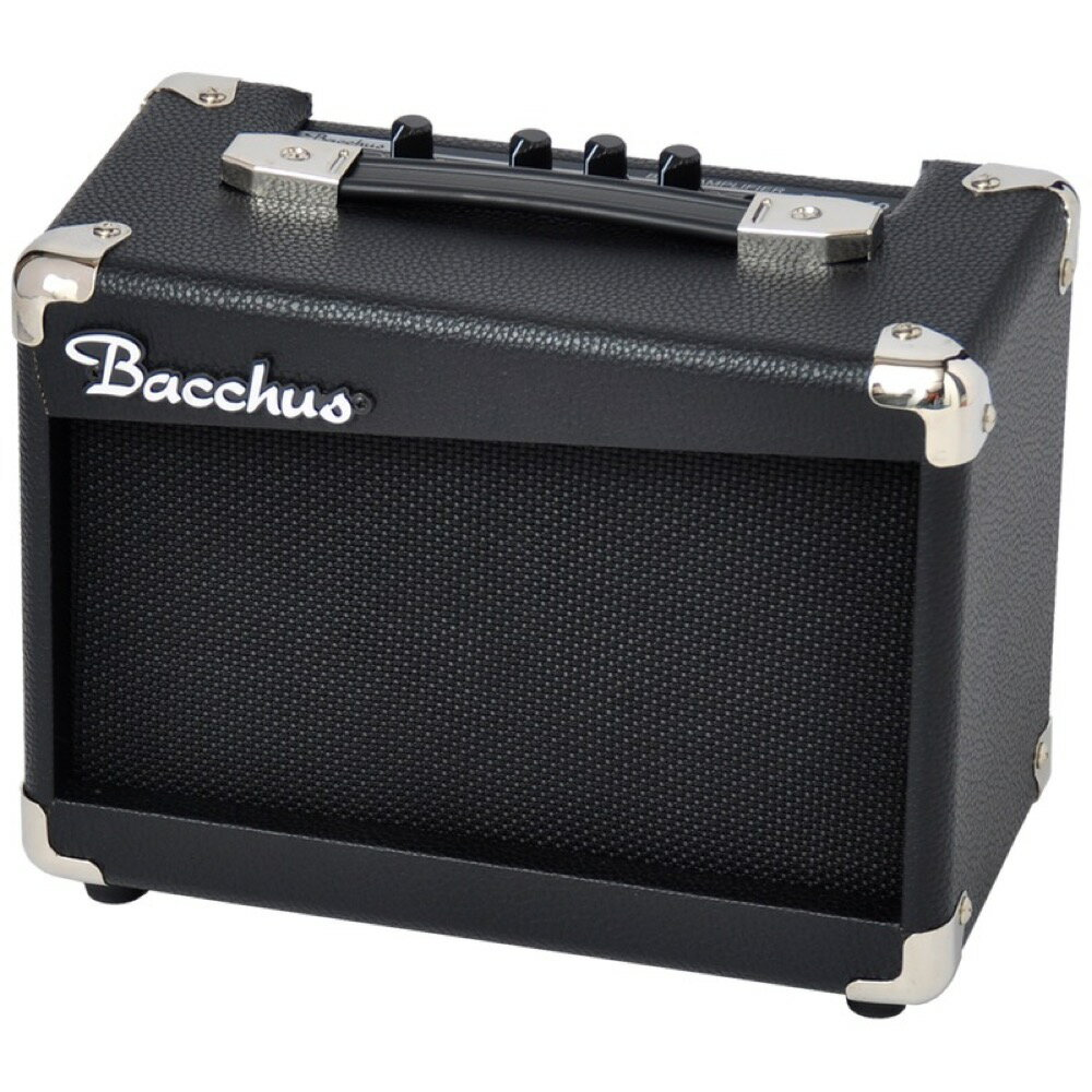 BACCHUS BBA-10 BLACK bass