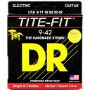 DR LT-9 LITE TITE-FIT エレキギター弦