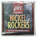 GHS Nickel Rockers R RXL/09-42 エレキギター弦