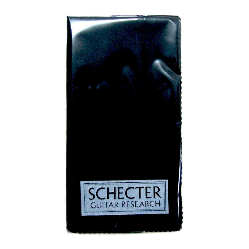 SCHECTERS-CL-7BKCLOTHギタークロス