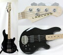 LAKLAND SL4-94 Classic Black Maple エレキベース