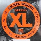 D''Addario EXL160 Medium エレキベース弦