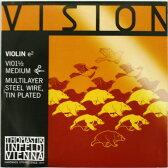 Thomastik VISION VI01 1/2 E線 ビジョン バイオリン弦