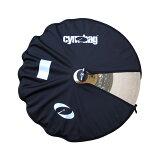 【】cymbag cymbag 16インチ シンバルプロテクター シンバッグ シンバルカバー 16インチ用 fs04gm