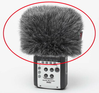 Shelter belt wind Jammer fs3gm for mini-wind Jammer rye coat ZOOM H4n for exclusive use of Rycote RY-MWJH4N H4n