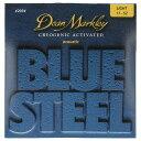 Dean Markley 2034 BLUE STEEL LT 11-52 アコースティックギター弦