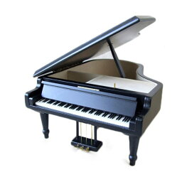 Sankyo AA-294A 18弁グランドピアノオルゴール 黒 Lサイズ