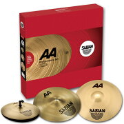 SABIAN AA-PFSET/R AA Series ROCK PERFORMANCE SET シンバルセット