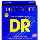 DR PURE BLUES PHR-9/46 Lite&Heavy エレキギター弦