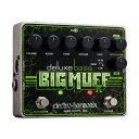 ELECTRO-HARMONIX Deluxe Bass Big Muff ベース用エフェクター