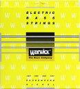 WARWICK 41210 Yellow Label 4-string Set ML 040-100 ベース弦