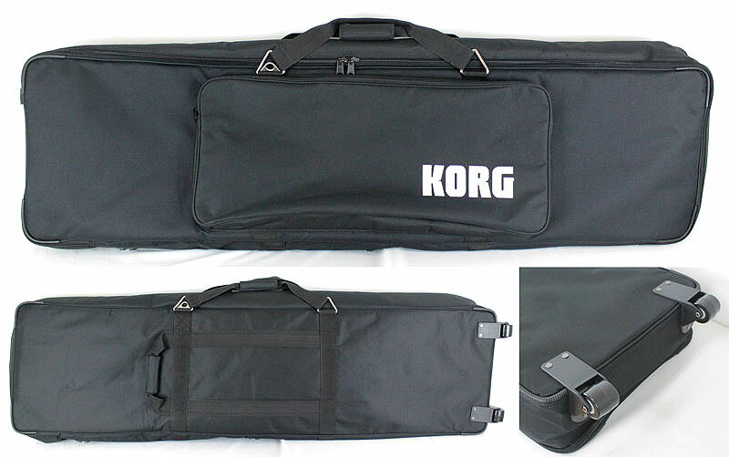 KORG SC-KROME88/KROSS88 KROME-88/KROSS-88用キーボードケース
