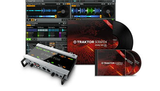 NATIVE INSTRUMENTS TRAKTOR SCRATCH A10數碼DJ系統