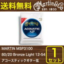 MARTIN MSP3100 80/20 Bronze Light アコースティック