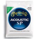 MARTIN MSP4000 92/8 Phosphor Bronze Extra Light アコースティックギター弦