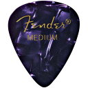 Fender 351 Shape Premium Picks Purple Moto Medium