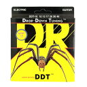 DR DDT DR-DDT10 Medium エレキギター弦×3セット