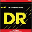 DR HI-BEAM MR45 Medium エレキベース弦×2セット