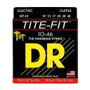 DR MT-10 MEDIUM TITE-FIT エレキギター弦×12セット