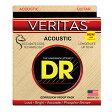 DR VERITAS VTA-10 EXTRA LITE アコースティックギター弦×3セット
