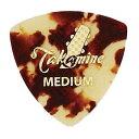 TAKAMINE P1T MEDIUM セルロイド トライアングルギターピック×10枚