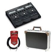ZOOM G3n マルチエフェクター Dicon Audio エフェクターケース Silk Road ギターケーブル 3メートル 3点セット