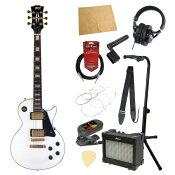 エレキギター入門11点セット BLITZ by ARIA BLP-CST WH