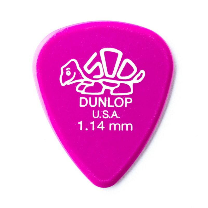 JIM DUNLOP DELRIN STD/114×12枚