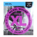 D'Addario EXL120-7×10SET 7弦用 ギター弦