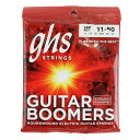 GHS Boomers GBM 11-50 エレキギター弦×12セット