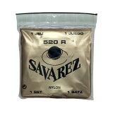 SAVAREZ 520R/ピンクラベル×6SET クラシックギター弦 サバレス ピンクラベル ハイテンション fs04gm