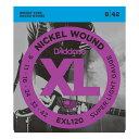 D'Addario EXL120 エレキギター弦×10セット