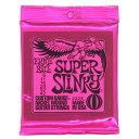 楽天chuya-online【お得な3セット!】ERNIE BALL 2223 Super Slinky エレキギター弦×3セット