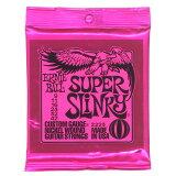 ERNIE BALL 2223/Super Slinky×3SET エレキギター弦