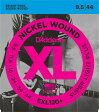 【お得な3セット!】D'Addario EXL120+ エレキギター弦×3セット