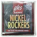 GHS Nickel Rockers R RXL/09-42 エレキギター弦×6SET