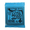 ERNIE BALL 2225 Extra Slinky エレキギター弦×6SET