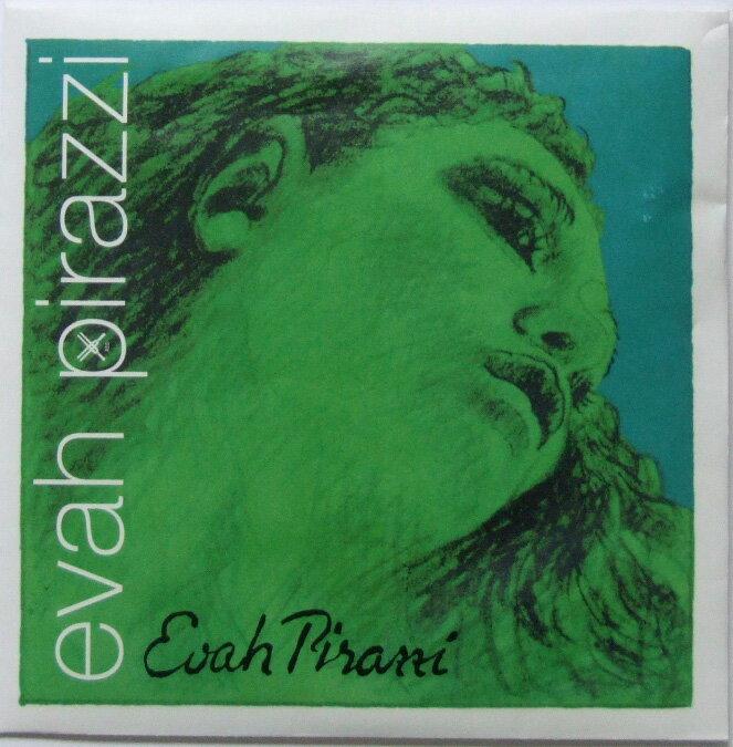 PIRASTRO Evah Pirazzi バイオリン弦セット E線ループエンド/スチール