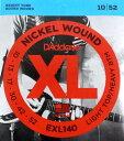 D'Addario EXL140 エレキギター弦×3SET