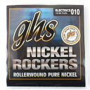 GHS Nickel Rockers R RL 10-46 エレキギター弦×3SET